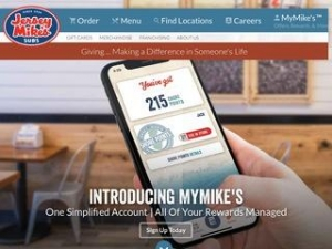 Jersey Mike's Subs - Eastman Rd