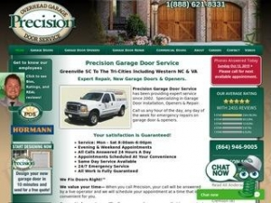 Precision Garage Door Service