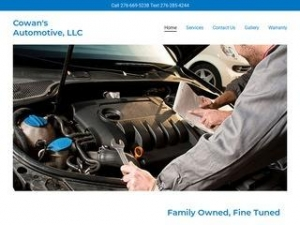 Cowans automotive