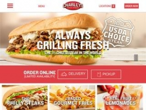 Charley's Grilled Subs - Lee Hwy