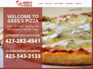 Gregs Pizza